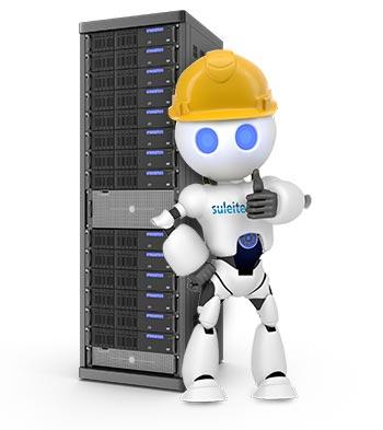 Mein Webhoster: Wenn auch Shared Server Hosting zu klein wird, unsere Managed Server