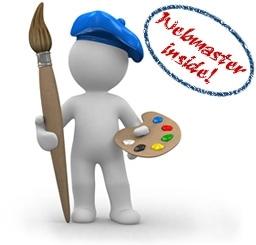 Webhosting inkl Webmaster